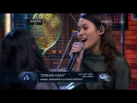 Performance Sheryl Sheinafia & Claudya Fritsca Dream High
