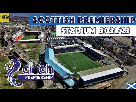 Scottish Premiership Stadium 2021/22 Scotland
