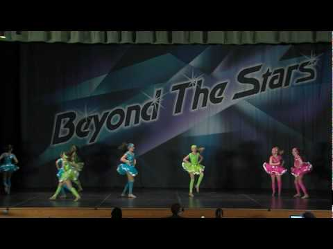Showbiz Kidz - Jazz Routine - Ramalama Daisy