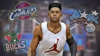 NBA Live 15 Rising Star #3 - The NBA Draft! NUMBER ONE DRAFT PICK?!?