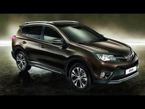 2017 toyota rav4 review rendered price specs release date youtube. Black Bedroom Furniture Sets. Home Design Ideas
