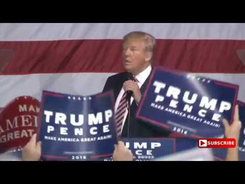 Full Speech  Donald Trump Rally in Delaware, Ohio 10 20 2016 Post Final Debate vs Hillary Clinton