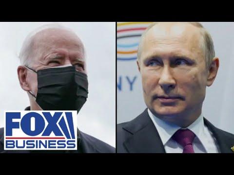 Biden proposes summit with Putin amid Russian military buildup on Ukraine border