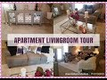 Apartment || GLAM LIVING ROOM TOUR Complete