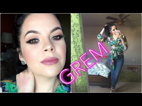 GRWM| Arréglate Conmigo | Fin De Semana | Angela Garza