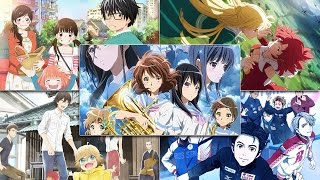 Fall 2016 anime season preview