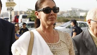 Isabel Pantoja regresa liberada y llena de planes