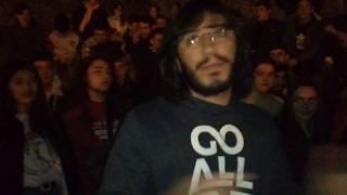 Tutankabron vs Donko Cuartos, 1era Clasificatoria CACERES VS BADAJOZ