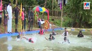 കുളപ്പുറത്ത് നീന്തൽ പരിശീലനകേന്ദ്രം; ചെലവ് പത്തരലക്ഷം രൂപ  Kothamangalam swimming pool