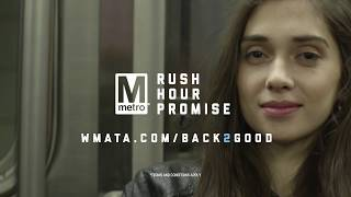 Back2Good: Rush Hour Promise thumbnail