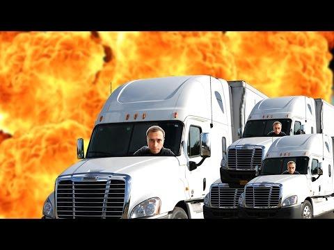 Asta da nebunie totala! | Cluster Truck