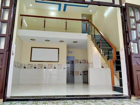 Mẫu nhà cấp 4 gác lửng cho nhà diện tích nhỏ 30m2 thiết kế 1 phòng trệt, 1 phòng lửng