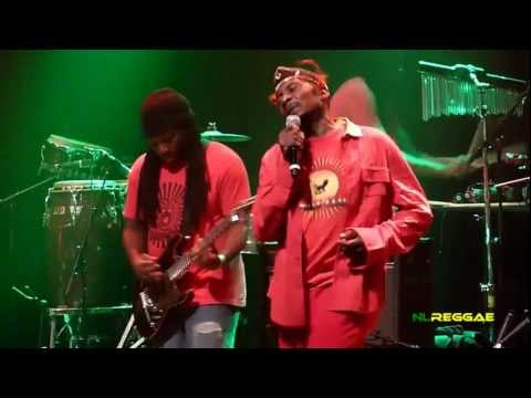 "JIMMY CLIFF ""World Upside Down"" Paradiso, Amsterdam 2011"