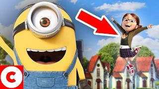 10 Détails Incroyables Cachés Dans Les Films d'Animation
