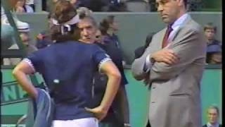 Steffi Graf (Hingis' 99 French Open Debacle)