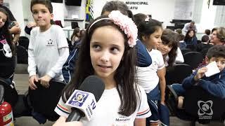 Fala, botucatuense - Crianças perguntam aos vereadores