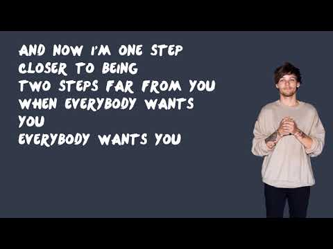 Infinity - One Direction (Lyrics)