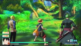 Let's Play One Piece Unlimited World Red #8 Luffy vs Ace