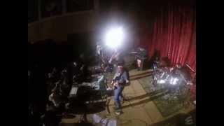 O'Hamsters - Девочка в платье из ситца (live @ Overloud Fest III, Shostka, 01.11.2014)