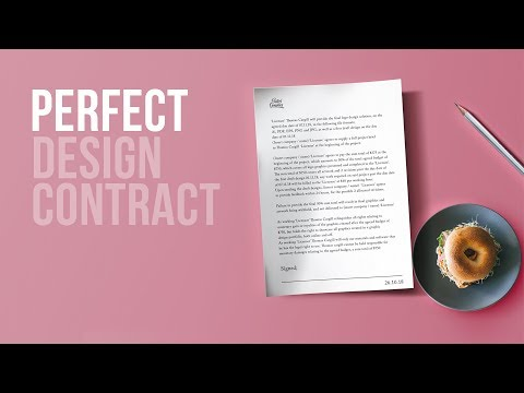 Do You Need A Design Contract? *MUST KNOW*