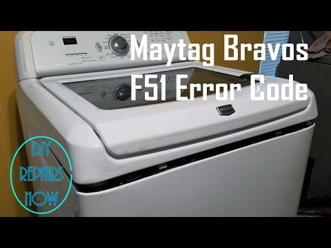 Lavadora Maytag 20kg Modos De Servicio Doovi