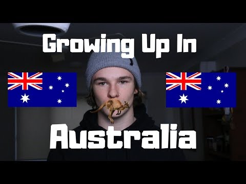 GROWING UP AUSTRALIAN