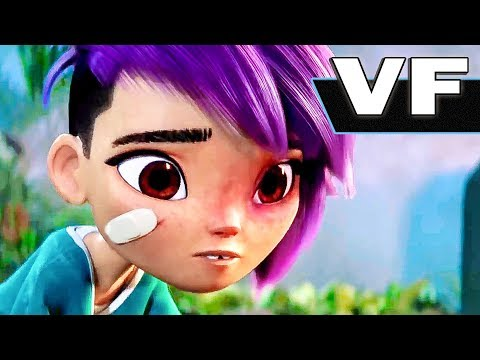 NOUVELLE GENERATION Bande Annonce VF (2018) Animation, Aventure, Netflix