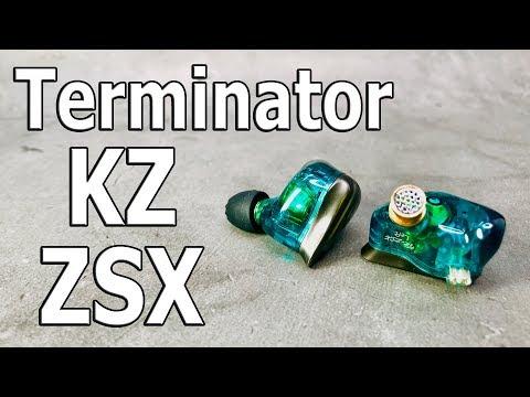 Хотите Топовый Звук? Получите распишитесь KZ ZSX Terminator!