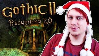 ODWIEDZAMY STARĄ ŚNIĄCEGO! - Gothic 2: Returning 2.0 (#38)