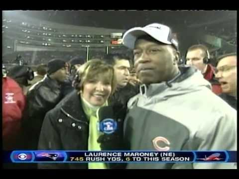 Lesley Visser: NFL Today January 21st, 2007 - Lovie Smith Interview