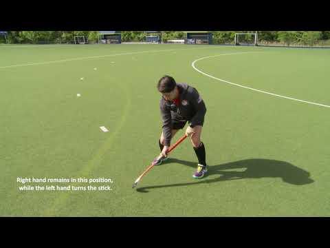 USA Field Hockey Core Skills: Basic Grip - Holding The Stick