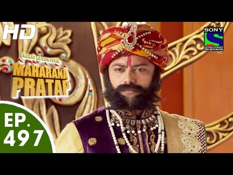 Download Bharat Ka Veer Putra Maharana Pratap - महाराणा प्रताप - Episode 497 - 1st October, 2015