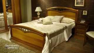 Спальня Aurora - совершенство из Италии, итальянская спальня от фабрики Mario Villanova(, 2015-03-30T14:53:34.000Z)