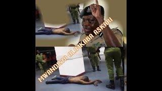 """IGP SIRRO""""Mwandishi Alimkaba Askari ,,Alifanya Fujo/Clip Zinatengenezwa Broo"""""""