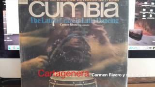 Cartagenera  - Carmen Rivero y su conjunto  - CUMBIA