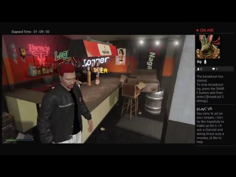 Gta 5 live stream online jobs episode 4 NEW CAR