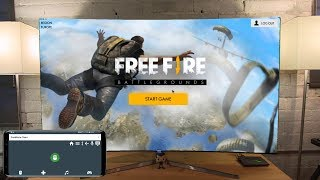 Garena Free Fire on Shield Android TV