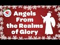 Gambar cover Angels from the Realms of Glory with Lyrics | Christmas Carol 2020
