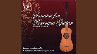 Sonata in C Major: I. Preludio