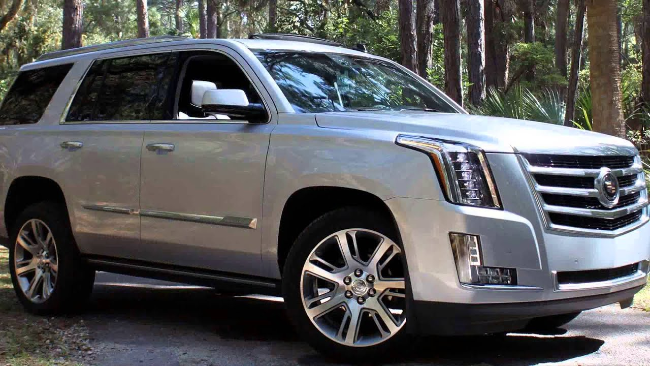 2014 cadillac escalade youtube. Black Bedroom Furniture Sets. Home Design Ideas