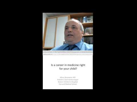 Gifted Parents Presents: Dr. Athos Bousvaros, Harvard Medical School / Boston Children's Hospital