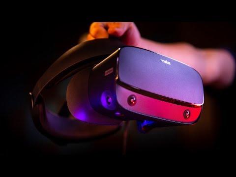 Oculus Rift S VR Headset Review!