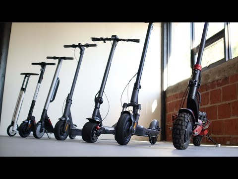 Best Electric Scooters of 2020!