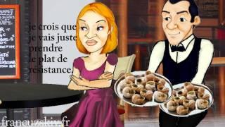 Французский язык вместе с Жаком. Урок 3