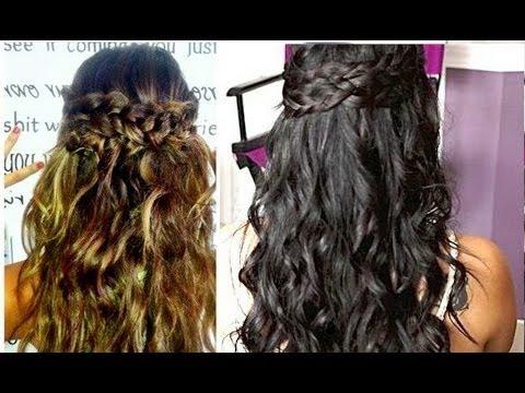 Selena Gomez Inspired Boho Hair Tutorial