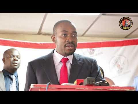 MDC Leadership Presser
