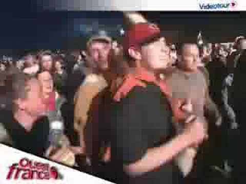 Les Sex Pistols au festival des Terre-Neuvas à Bobital