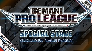 BEMANI PRO LEAGUE SPECIAL STAGE