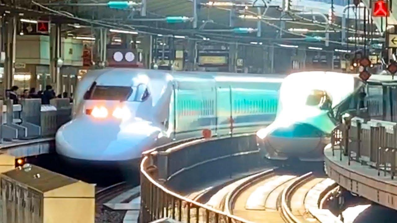 【定期ラストラン】700系東海道新幹線、最終定期列車到着の瞬間 - YouTube