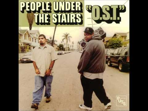 People Under The Stairs - The Breakdown